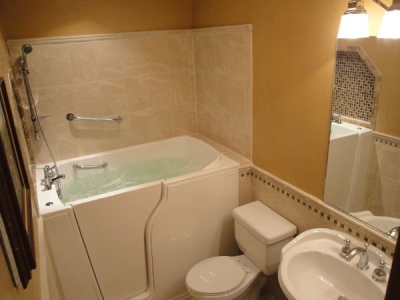 Independent Home Products, LLC Installs Hydrotherapy Walk In Tubs In Teaneck